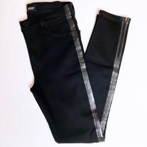 HUDSON | Black on Black Jeans